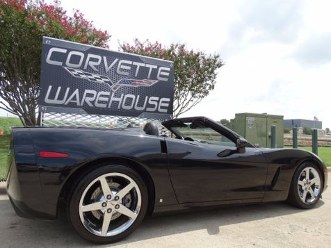 2008 Chevrolet Corvette Convertible 3LT, Z51, NAV, Auto, Chromes 60k! | Dallas, Texas | Corvette Warehouse  in Dallas, Texas