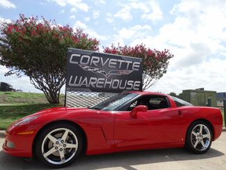 2008 Chevrolet Corvette Coupe 3LT, Auto, Chromes, Only 16k! | Dallas, Texas | Corvette Warehouse  in Dallas Texas
