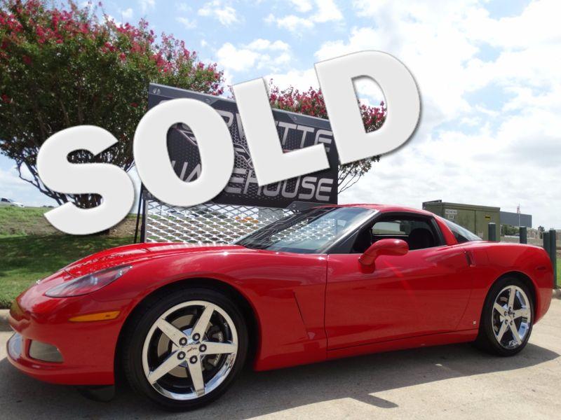 2008 Chevrolet Corvette Coupe 3LT, Auto, Chromes, Only 16k! | Dallas, Texas | Corvette Warehouse