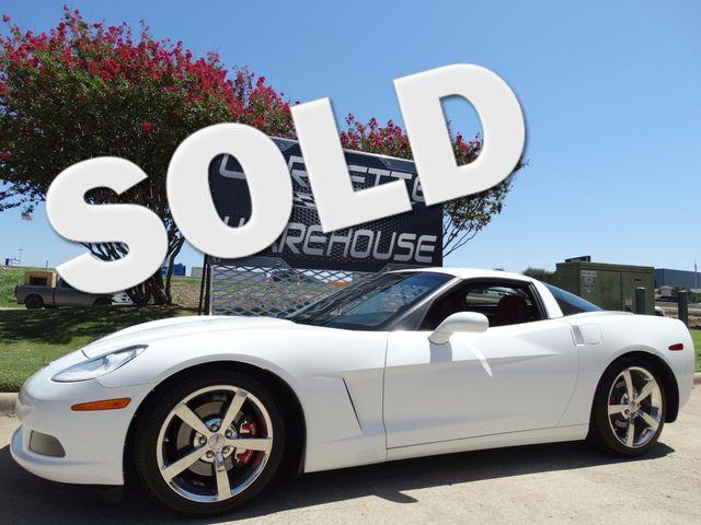 2008 Chevrolet Corvette Coupe 2LT, 6 Spd, 540HP Gorgeous SHOW CAR! 23k!   Dallas, Texas   Corvette Warehouse