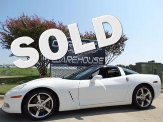 2008 Chevrolet Corvette Coupe 3LT, Z51, NAV, NPP, Auto, Chromes 59k! | Dallas, Texas | Corvette Warehouse  in Dallas Texas
