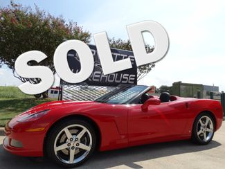 2008 Chevrolet Corvette Convertible 3LT, F55, NPP, Pwr Top, Chromes 12k! | Dallas, Texas | Corvette Warehouse  in Dallas Texas