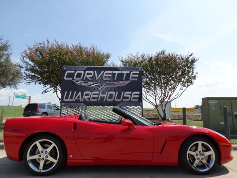 2008 Chevrolet Corvette Convertible 3LT, F55, NPP, Pwr Top, Chromes 12k! | Dallas, Texas | Corvette Warehouse  in Dallas, Texas