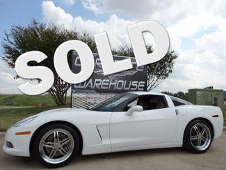 2008 Chevrolet Corvette Coupe 3LT, Z51, NAV, NPP, Cray Chromes 70k! | Dallas, Texas | Corvette Warehouse  in Dallas Texas