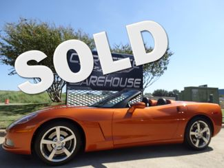 2008 Chevrolet Corvette Convertible 3LT, Z51, NPP, TT Seats, Chromes 14k! | Dallas, Texas | Corvette Warehouse  in Dallas Texas