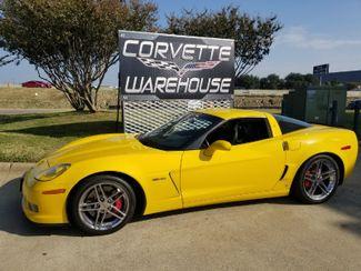 2008 Chevrolet Corvette Z06 Hardtop 2LZ, NAV, NPP, Chromes 29k! | Dallas, Texas | Corvette Warehouse  in Dallas Texas