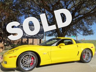 2008 Chevrolet Corvette Z06 Hardtop 2LZ, NAV, NPP, Chromes 29k! | Dallas, Texas | Corvette Warehouse  in Dallas Texas