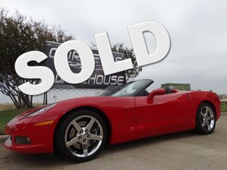 2008 Chevrolet Corvette Convertible 3LT, Z51, NAV, NPP, Only 9k!  | Dallas, Texas | Corvette Warehouse  in Dallas Texas