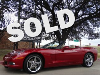 2008 Chevrolet Corvette Convertible Auto, NPP, Chromes Only 14k! | Dallas, Texas | Corvette Warehouse  in Dallas Texas