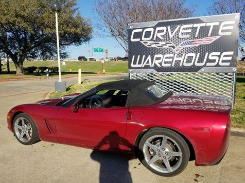 2008 Chevrolet Corvette Convertible 3LT, Z51, NAV, NPP, Chromes 14k! | Dallas, Texas | Corvette Warehouse  in Dallas, Texas