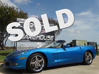 2008 Chevrolet Corvette Convertible 3LT, Z51, NAV, NPP, Auto, Chromes 66k!   Dallas, Texas   Corvette Warehouse  in Dallas Texas