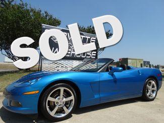 2008 Chevrolet Corvette Convertible 3LT, Z51, NAV, NPP, Chromes 8k!   Dallas, Texas   Corvette Warehouse  in Dallas Texas