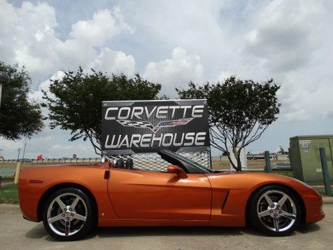2008 Chevrolet Corvette Convertible 3LT, Z51, NAV, NPP, Chromes 35k! | Dallas, Texas | Corvette Warehouse  in Dallas, Texas