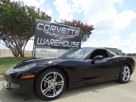 2008 Chevrolet Corvette Coupe 3LT, Corsa, Auto, Chrome Wheels 64k! | Dallas, Texas | Corvette Warehouse  in Dallas, Texas