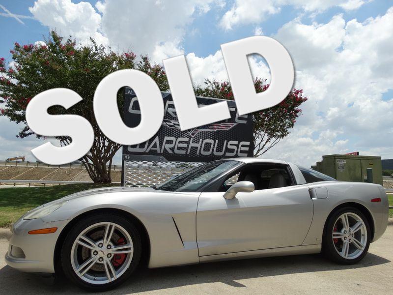 2008 Chevrolet Corvette Coupe 3LT, Z51, Auto, Alloys! | Dallas, Texas | Corvette Warehouse