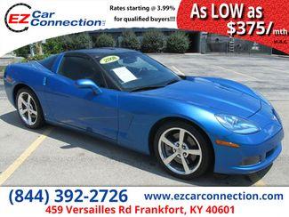 2008 Chevrolet Corvette  | Frankfort, KY | Ez Car Connection-Frankfort in Frankfort KY