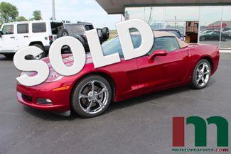 2008 Chevrolet Corvette  | Granite City, Illinois | MasterCars Company Inc. in Granite City Illinois