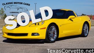 2008 Chevrolet Corvette in Lubbock Texas