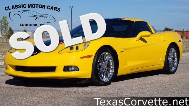 2008 Chevrolet Corvette ZHZ   Lubbock, Texas   Classic Motor Cars