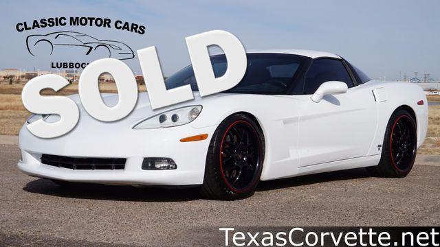 2008 Chevrolet Corvette  | Lubbock, Texas | Classic Motor Cars