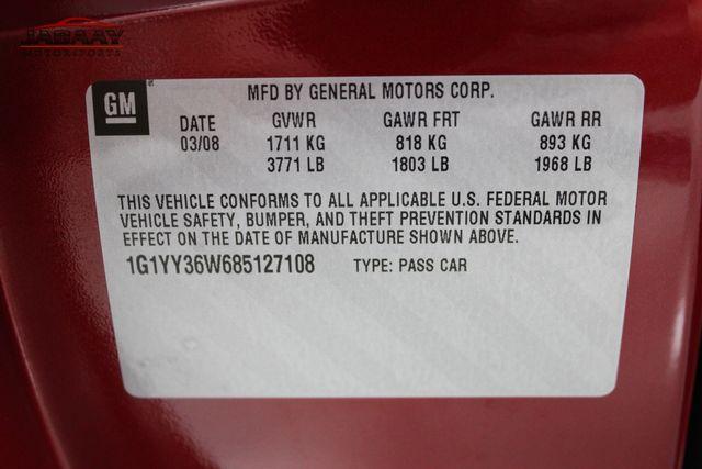 2008 Chevrolet Corvette Merrillville, Indiana 52