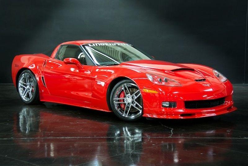 2008 Chevrolet Corvette 1000 HP Z06 Lingenfelter | Milpitas, California | NBS Auto Showroom