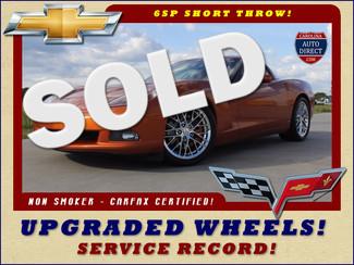2008 Chevrolet Corvette Upgraded Wheels - Service Record! Mooresville , NC
