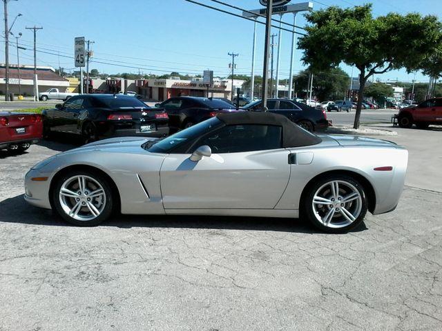 2008 Chevrolet Corvette 3LT Z51 Pkg & More San Antonio, Texas 10