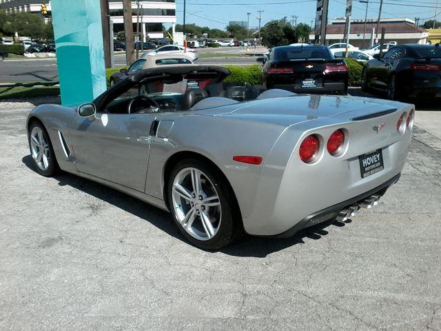 2008 Chevrolet Corvette 3LT Z51 Pkg & More San Antonio, Texas 8