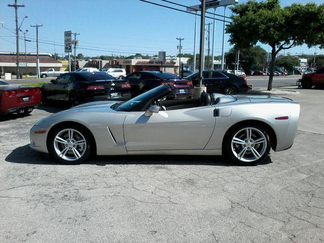 2008 Chevrolet Corvette 3LT Z51 Pkg & More San Antonio, Texas 9