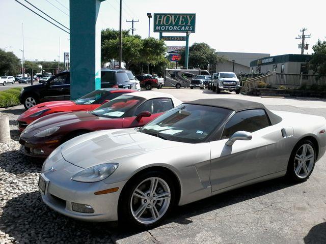 2008 Chevrolet Corvette 3LT Z51 Pkg & More San Antonio, Texas 41