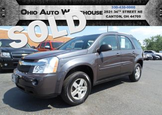 2008 Chevrolet Equinox in Canton Ohio