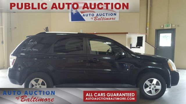 2008 Chevrolet Equinox LT | JOPPA, MD | Auto Auction of Baltimore  in JOPPA MD