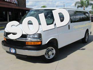 2008 Chevrolet Express 3500 LT 15 Passenger Van  | Houston, TX | American Auto Centers in Houston TX