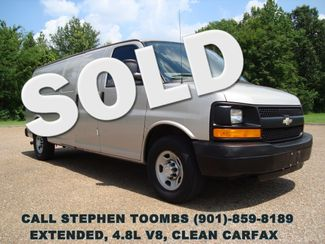 2008 Chevrolet Express Cargo Van 2500  EXTENDED, PERFECT CARFAX, 4.8L V8 in  Tennessee