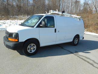2008 Chevrolet Express Cargo Van New Windsor, New York 8