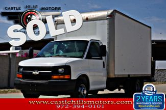 2008 Chevrolet Express Commercial Cutaway in Lewisville Texas