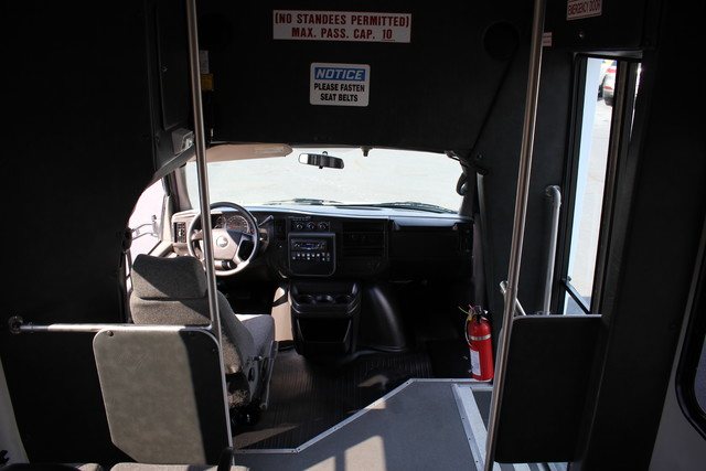 2008 Chevrolet Express  StarTrans Senator Handicap Mooresville , NC 24