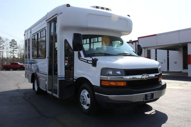 2008 Chevrolet Express  StarTrans Senator Handicap Mooresville , NC 7