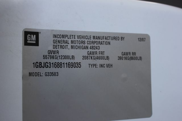 2008 Chevrolet Express  StarTrans Senator Handicap Mooresville , NC 49
