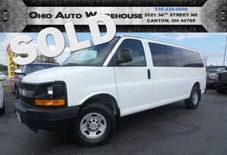 2008 Chevrolet Express Passenger G3500 1Ton HANDICAP WHEELCHAIR LIFT  1Owner | Canton, Ohio | Ohio Auto Warehouse LLC in  Ohio