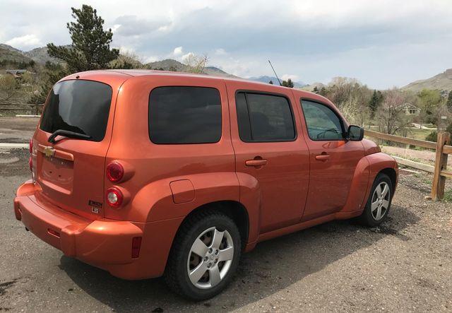 2008 Chevrolet HHR LS =LOW MILEAGE!!! Golden, Colorado 11