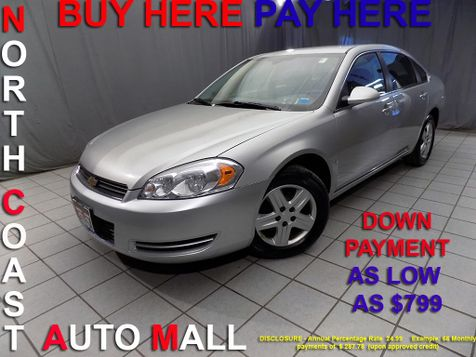2008 Chevrolet Impala LS As low as $799 DOWN in Cleveland, Ohio