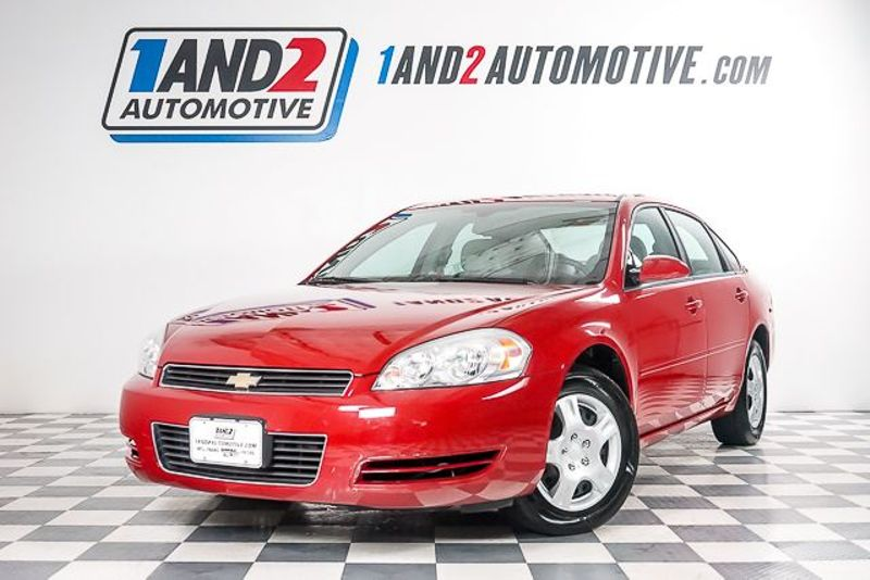 2008 Chevrolet Impala LS in Dallas TX