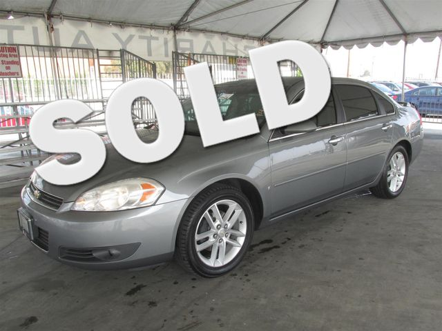 2008 Chevrolet Impala LTZ Please call or e-mail to check availability All of our vehicles are a