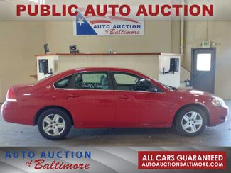 2008 Chevrolet Impala LS | JOPPA, MD | Auto Auction of Baltimore  in Joppa MD