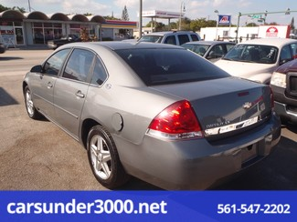 2008 Chevrolet Impala LS Lake Worth , Florida 2
