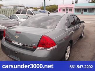 2008 Chevrolet Impala LS Lake Worth , Florida 2