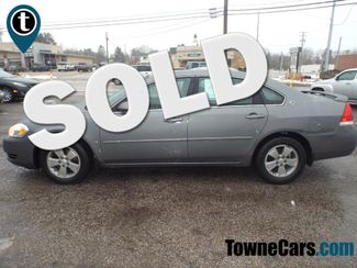 2008 Chevrolet Impala LT | Medina, OH | Towne Auto Sales in ohio OH