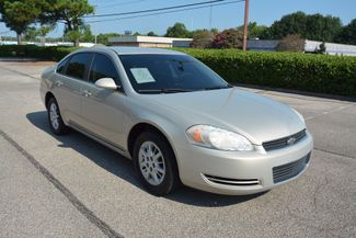2008 Chevrolet Impala Police Unmarked Memphis, Tennessee 1